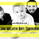 Cara Melatih Bayi Tengkurap